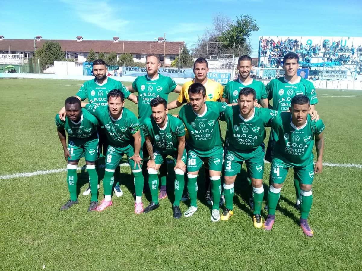 Ituzaingó perdió con el CADU 1 a 0