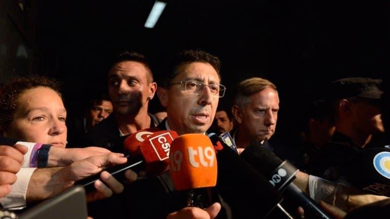 """Juez Lleral: """"No hubo ningún testigo """"E"""" que indicara donde estaba Santiago Maldonado"""""""