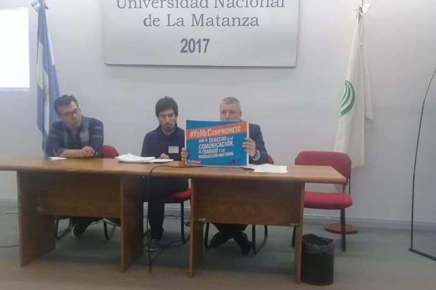 Los medios locales debaten el rol de la comunicación en la Argentina de hoy