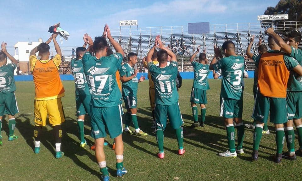Ituzaingó le ganó a El Porvenir 1 a 0