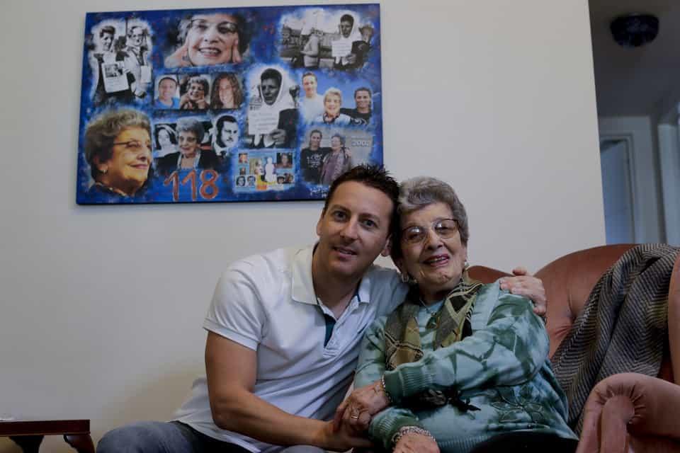"""A cuarenta años de la fundación de Abuelas: """"aun nos faltan 400 nietos"""""""