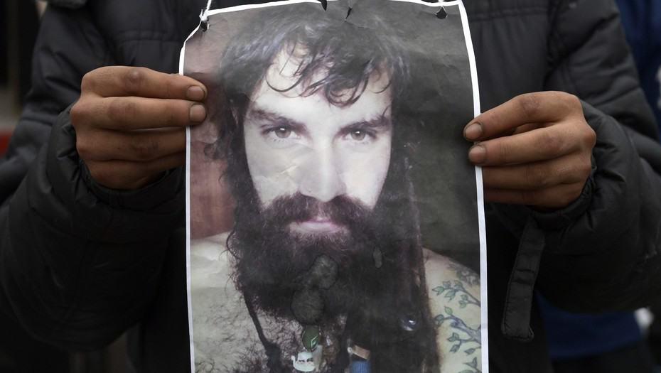 Maldonado: El cuerpo hallado está río arriba del lugar donde desaparece Santiago