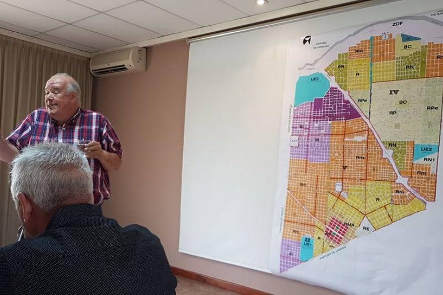 La intendencia quiere edificios de 9 y 10 plantas en el centro de la ciudad