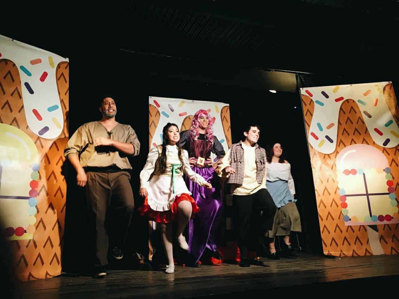 """La 2da temporada de la obra """"Hansel y Gretel"""" se presenta nuevamente en el oeste"""