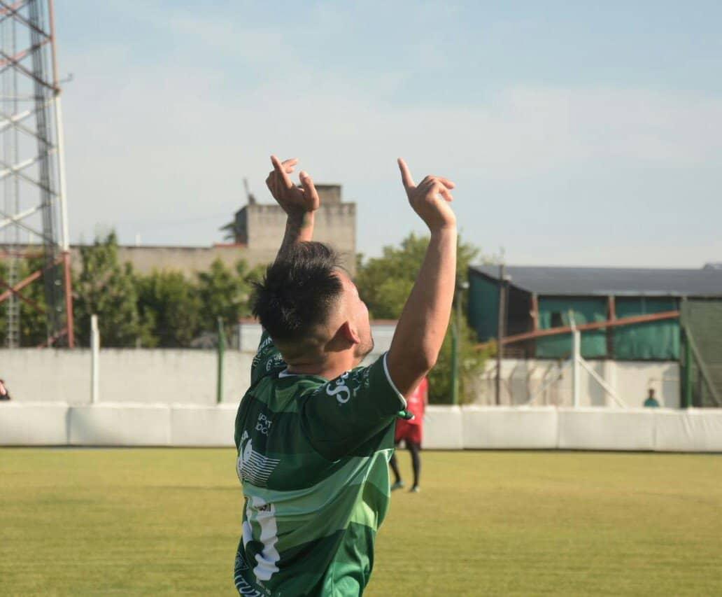 Ituzaingó le ganó a Deportivo Armenio 1 a 0