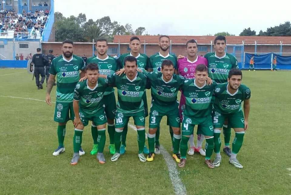 Ituzaingó igualó 2 a 2 con J.J. Urquiza