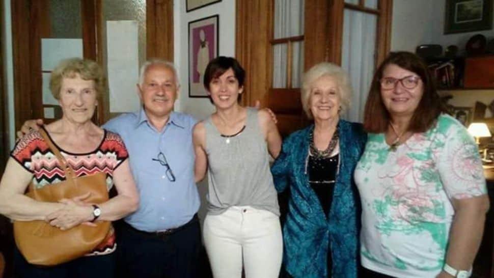 """Estela de Carlotto """"La nueva nieta recuperada se encuentra feliz de saber la verdad"""""""
