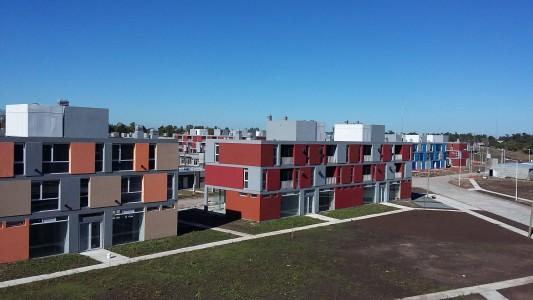 Se sortearon las 600 viviendas del Pro.Cre.Ar de Villa Udaondo y comenzaran a adjudicarlas
