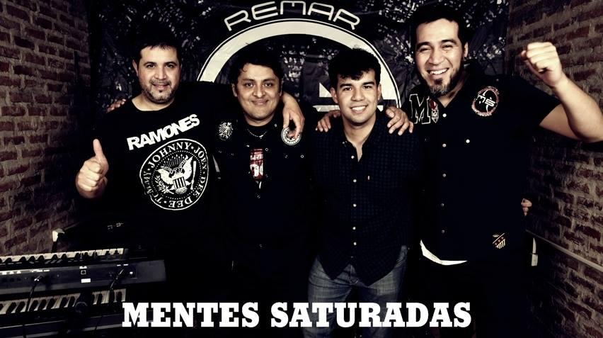"""Mentes Saturadas: """"una banda de amigos"""""""