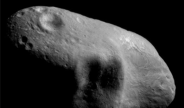 """Un asteroide """"potencialmente peligroso"""" pasará cerca de la Tierra"""