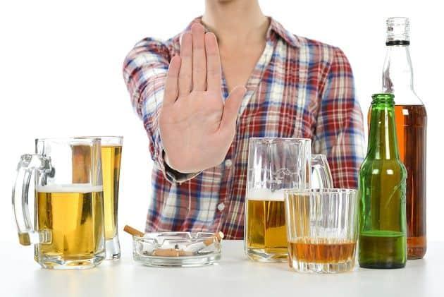 ¿Conocías estos efectos al dejar de consumir bebidas alcohólicas?