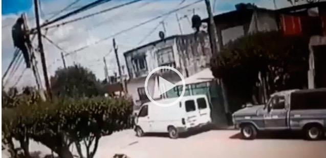 Murió electrocutado un operario de Edenor ayer en Ituzaingó