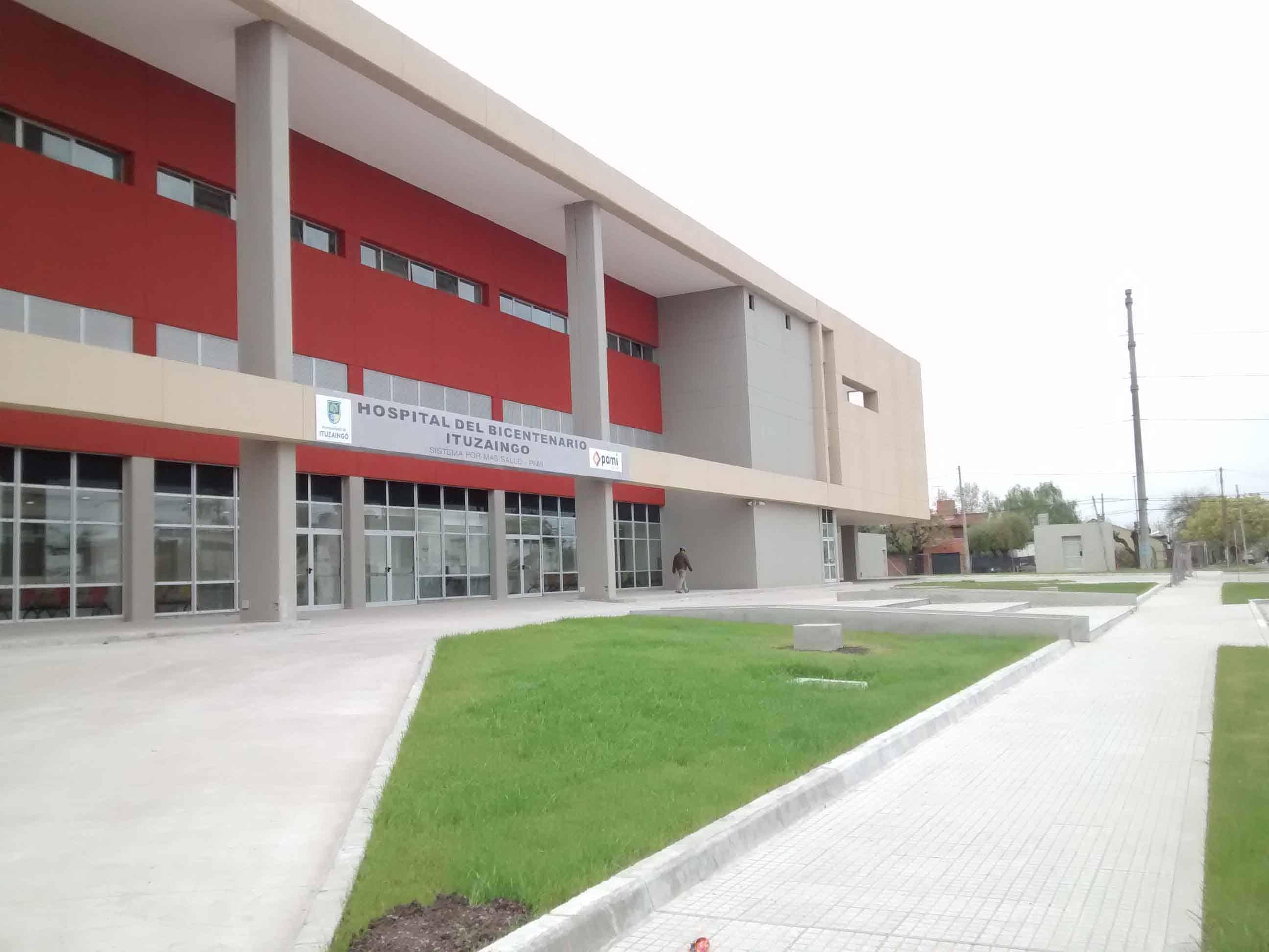 Urgente: abre la guardia del Hospital de Ituzaingó