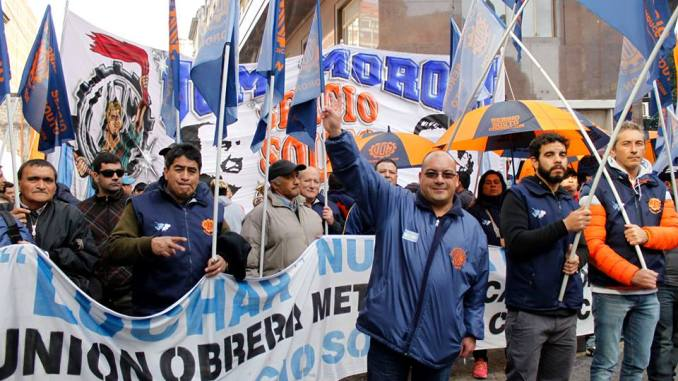Rebelión en la CGT Regional Oeste contra los gordos: Todos van a la marcha de mañana