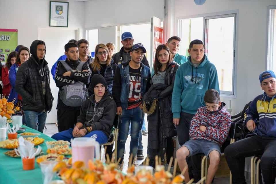 El programa  Envión quiere conectar a los pibes con las universidades del conurbano