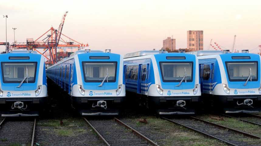 Mañana y el sábado no funcionará el tren Sarmiento