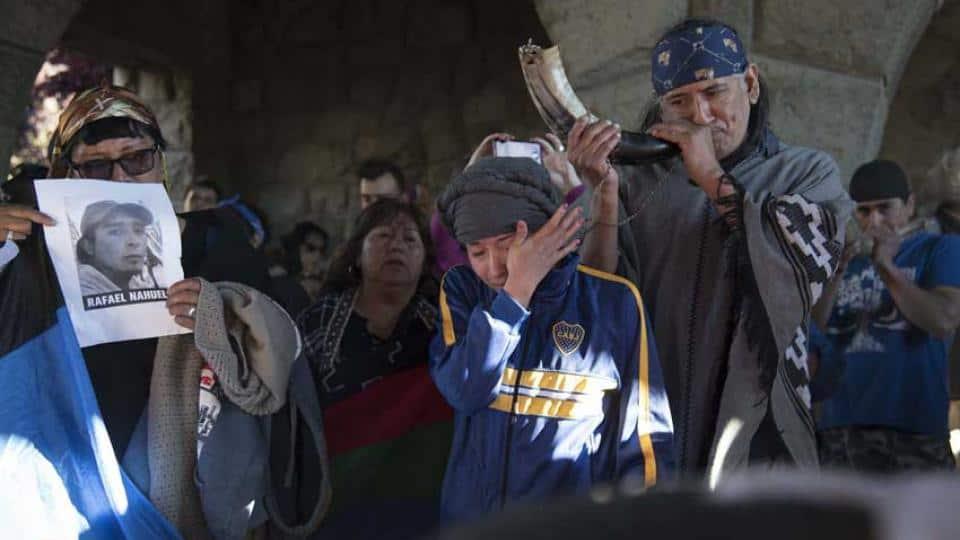 Se cayó la coartada de Bullrich: Rafael Nahuel no tenía pólvora en las manos, lo asesinó la Prefectura