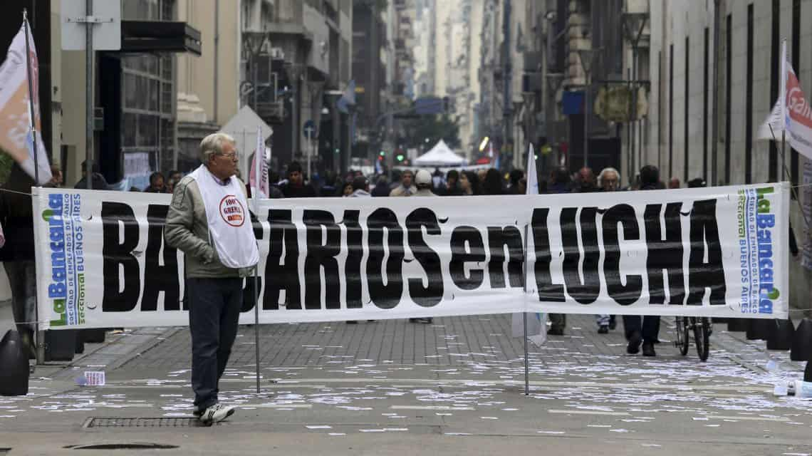 Martes y miércoles no habrá bancos en Ituzaingó