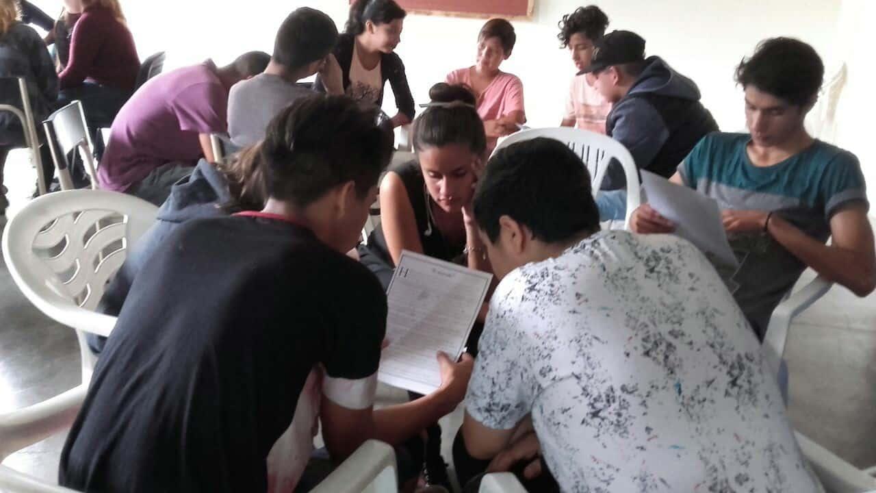 Ituzaingó: Como informar y prevenir la trata de personas