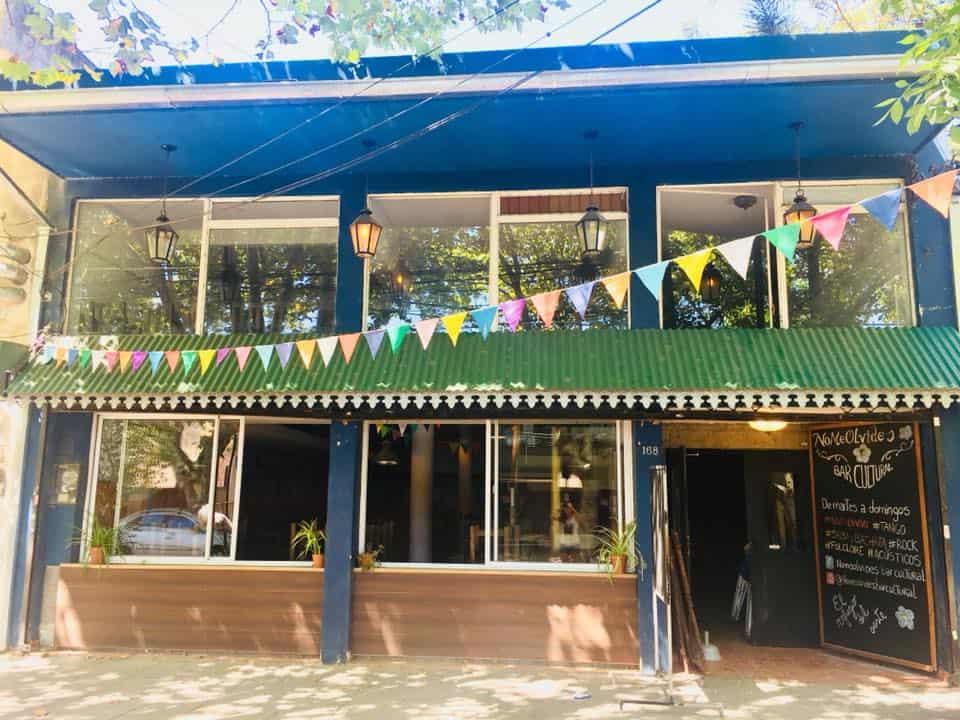 """""""No Me Olvides"""", el refugio cultural de Ituzaingó"""