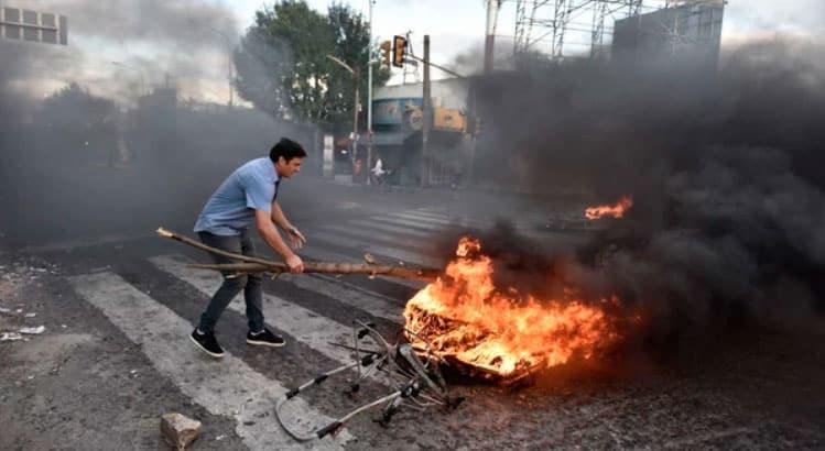 Paro de 24 horas en las líneas de colectivos del oeste bonaerense