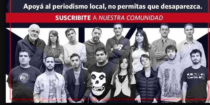 ¿Vivis en Ituzaingó? apoyá al periodismo local, no permitas que desaparezca