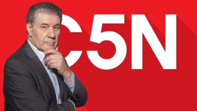 Víctor Hugo Morales vuelve a C5N
