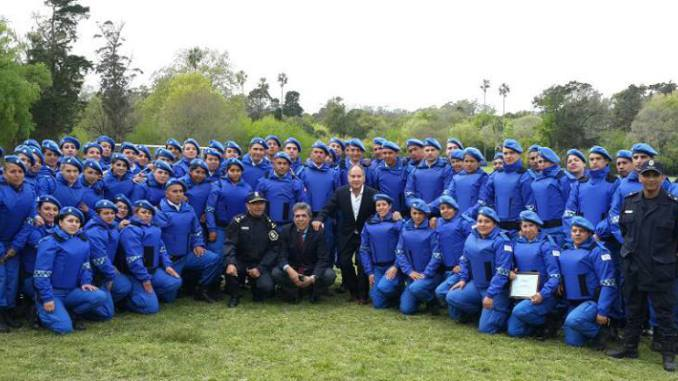 Pasaron a retiro al jefe de la policía local de Ituzaingó