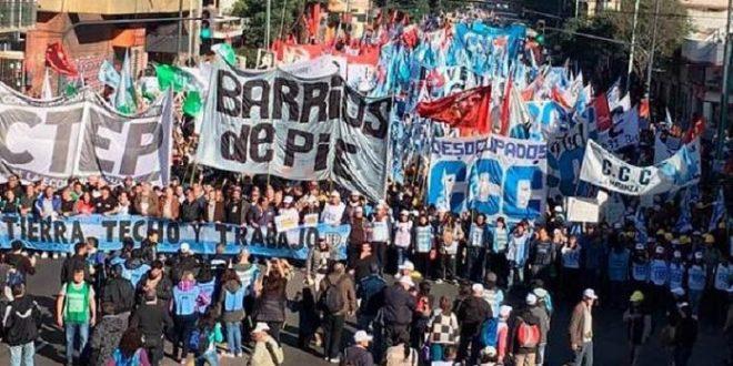 Organizaciones sociales de Ituzaingó se suman a la Marcha Federal