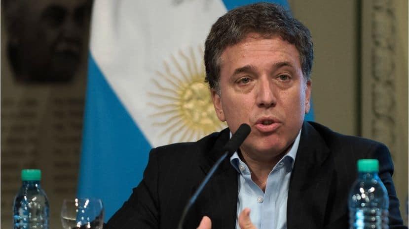 """Dujovne: """"este año la Argentina tendrá más inflación y menos crecimiento"""""""