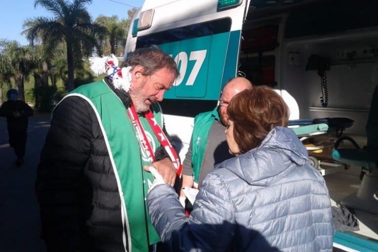 El Vicepresidente del INTI atropelló a un delegado del organismo durante una protesta