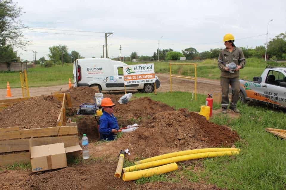 Chau garrafa: Por fin llegará el gas natural a Villa Udaondo