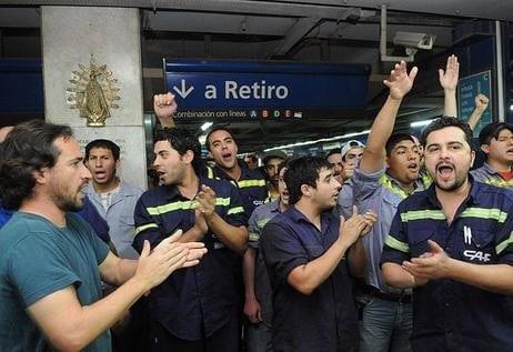 Subtes: Los Metrodelegados confirmaron que seguirán las protestas en el subte esta semana
