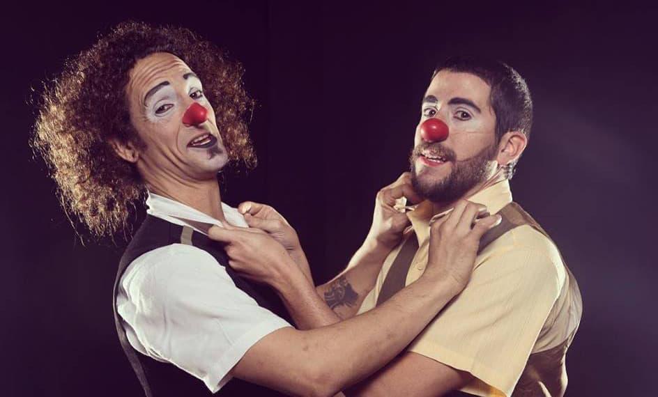 Teatro y humor físico en la Escuela de Circo De pies a Cabeza