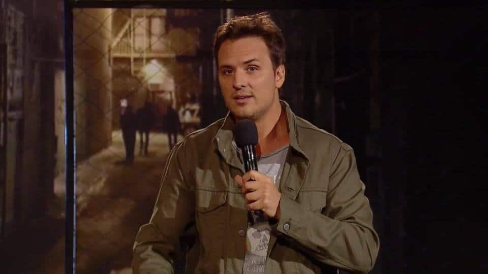 """Entrevista a Ezequiel Campa: """"Soy yo todo el tiempo."""""""