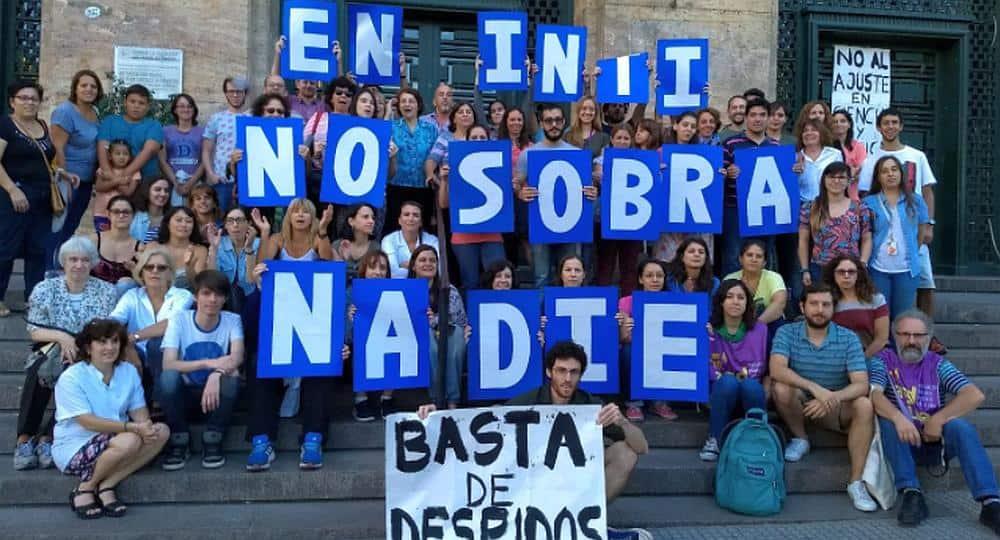 Insólito: Luego de despedir 265 trabajadores, el INTI compra televisores para ver el mundial
