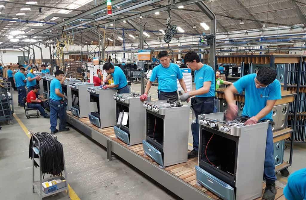 Una de las fábricas más grande de Morón deja de producir