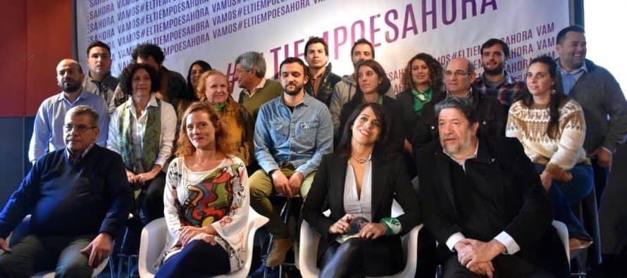 """Presentan hoy """"En Marcha"""", del nuevo espacio político de los movimientos sociales"""