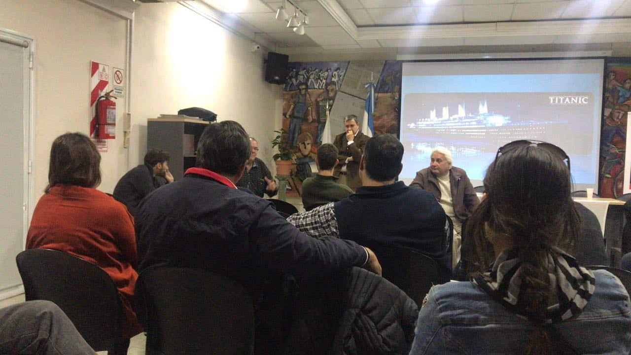 """La cooperativa de medios: """"una esperanza para los trabajadores frente a la crisis"""""""