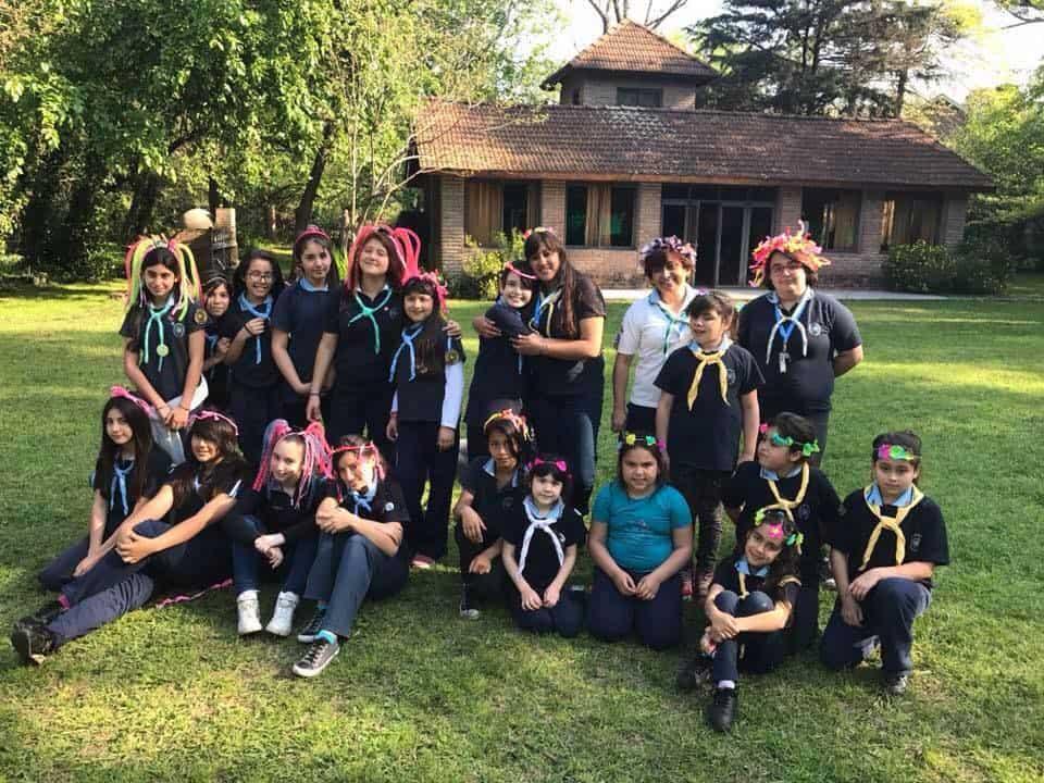 La Asociación de Guías Argentinas está presente en Parque Leloir
