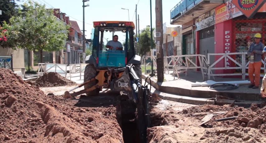 Se paralizan las obras proyectadas de agua potable en Ituzaingó:  Algunos barrios no tendrán el servicio