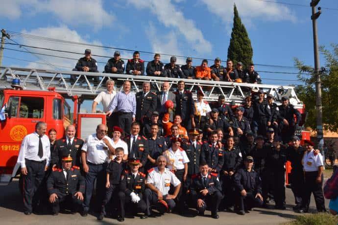 """""""Sirenazo"""" de los bomberos hoy a las 12hs. por los recortes en los fondos nacionales"""