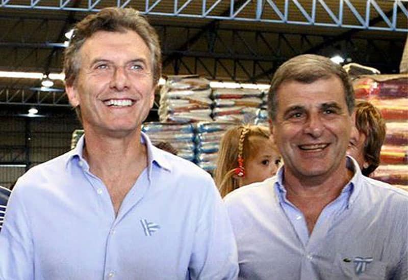 "Marasco: ""En el 2015 La plata de la campaña la íbamos a buscar a un bunker de la Avda. Libertador"""