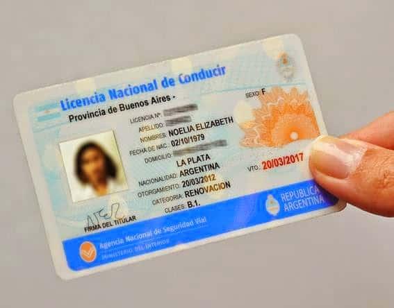 Por reformas edilicias, las licencias de conducir se tramitarán en el pasaje Villalonga 1036