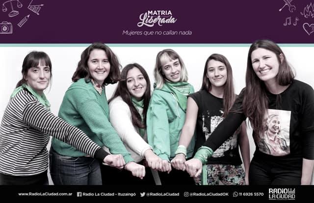 """Hoy estrena """"Matria Liberada"""" por Radio La Ciudad"""