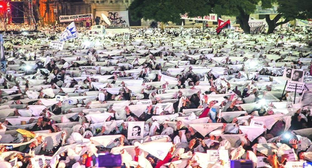 Convocan a una marcha el próximo jueves en rechazo al decreto de Macri que involucra a las Fuerzas Armadas en seguridad interior