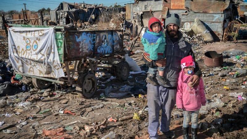 Patagonia: el recorte en las asignaciones familiares alcanza a 400.000 chicos