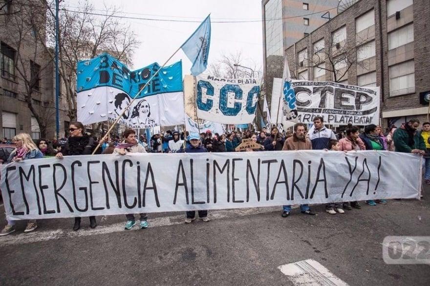 """Movimientos sociales de Ituzaingó se declararon en """"estado de alerta"""" y le reclaman respuestas al Municipio"""