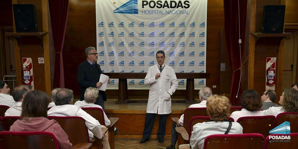 Renunció Palmieri, un director de la cúpula del Hospital Posadas