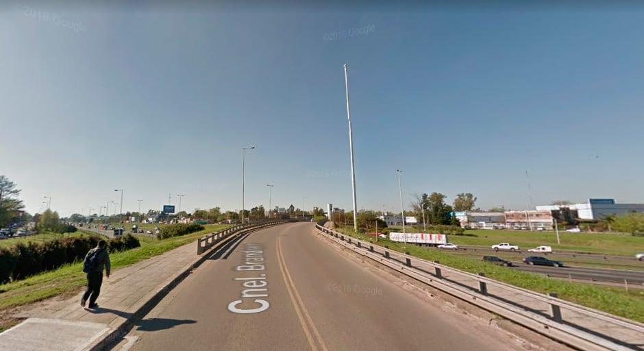 Convocan el viernes a un banderazo en el puente Brandsen sobre la autopista del Oeste